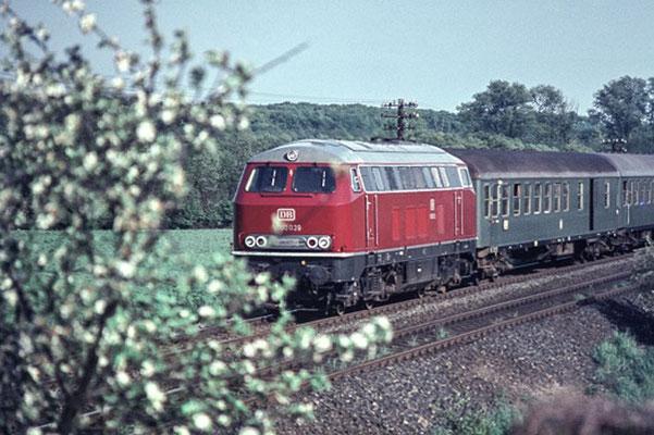 Vechelde 1967  I  Copyright by Stiftung Eisenbahn Archiv Braunschweig