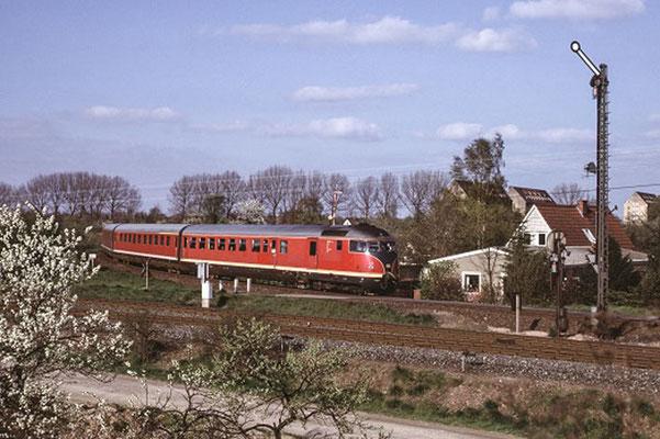 Gliesmarode 1980  I  Copyright: Eisenbahn Archiv Braunschweig