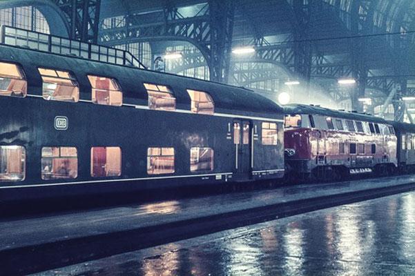 Hamburg Hbf 1964  I  Copyright by Stiftung Eisenbahn Archiv Braunschweig
