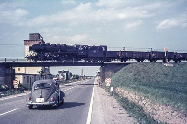 Hoheweg 196?  I  Copyright by Stiftung Eisenbahn Archiv Braunschweig