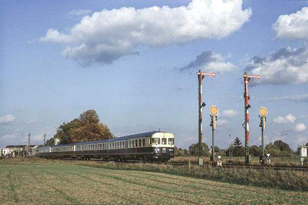 Lehre 1988  I  Copyright: Eisenbahn Archiv Braunschweig