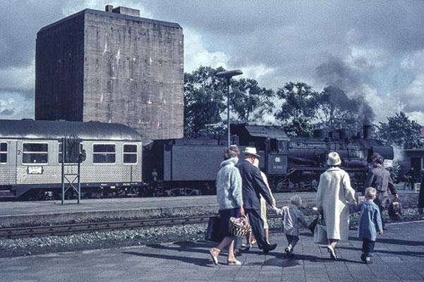 Emden 1964  I  Copyright by Stiftung Eisenbahn Archiv Braunschweig