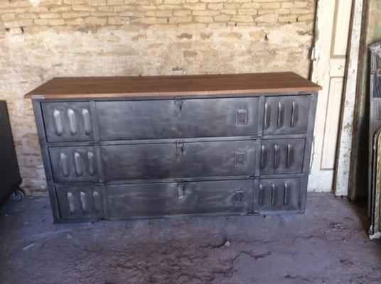 acheter populaire 3657f 91f09 Ancien vestiaire 1 porte (à partir de 450€) - Vente mobilier ...