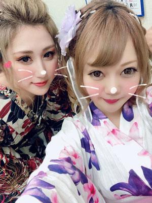 延岡椿キャスト浴衣002