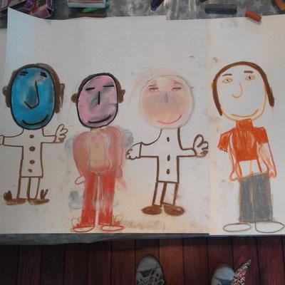 en art thérapie évolutive raconter son histoire