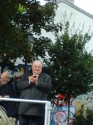 Gilles Guillet Président République Montmartre