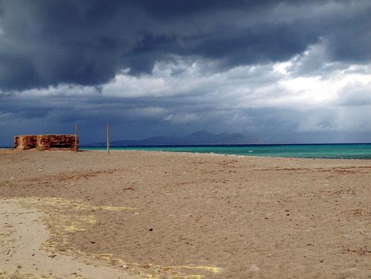Strand von Son Serra de Marina