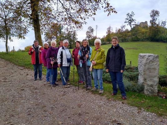 Gruppenbild Wanderung