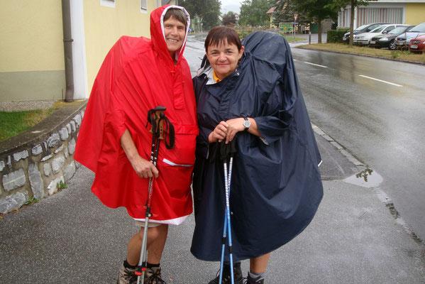 Sigrid aus Admont und Maria aus Birkfeld