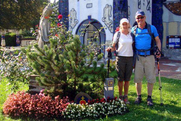 Theresa und Peter aus Salzburg
