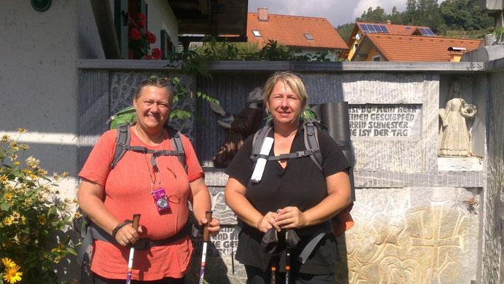 Eva aus Vasoldsberg, Steiermark und Sylvia aus Arriach, Kärnten