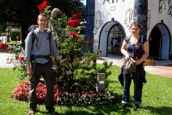 Daniela aus Jennersdorf und Johannes aus Feldbach