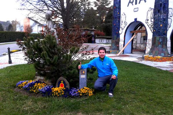 Aaron aus Graz