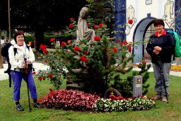 Christa aus St. Peter und Gitti aus St. Georgen ob Judenburg, Steiermark