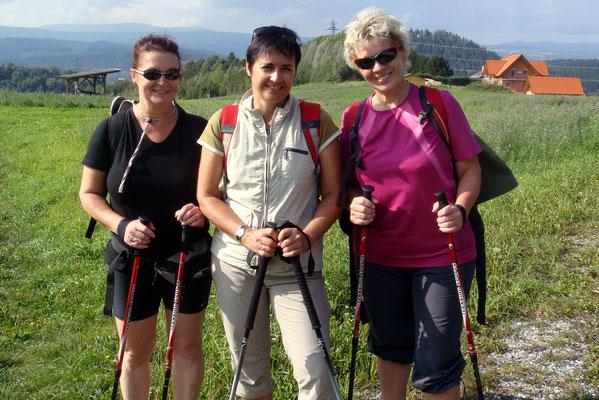 Monika, Ingrid und Heidi aus Graz
