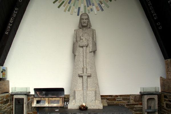 Der heilige Paulus auf der Weinebene