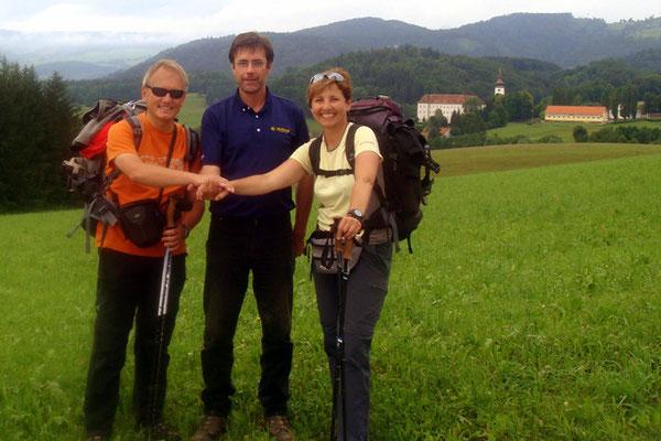 Pilger aus Hallersdorf, Steiermark