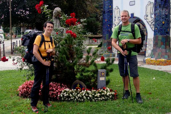 Veronika und Martin aus Stinatz, Steiermark
