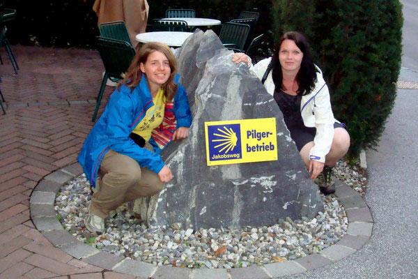 Corina St. Gallen und Verena aus Millstatt, Kärnten