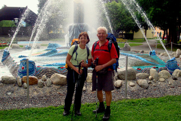 Klara und Oswald aus Maria Saal, Kärnten