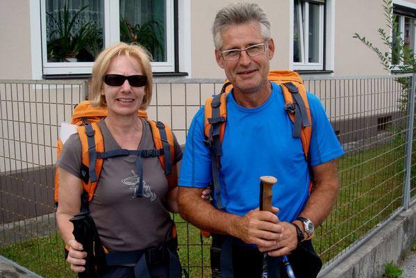 Gitti und Walter aus St. Andrä im Lavanttal