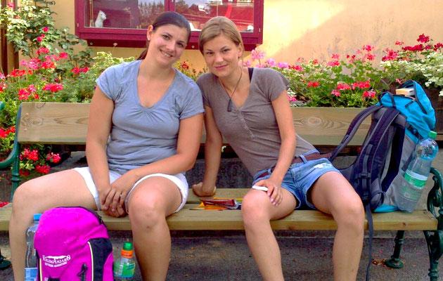 Valeria und Katharina aus Graz, Steiermark