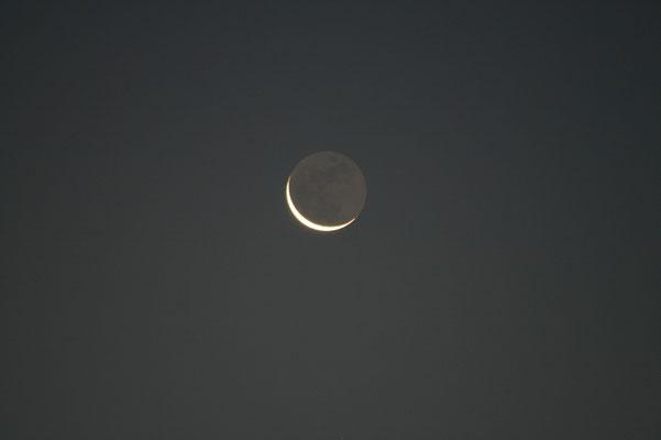27 septembre 2008 - barque lunaire