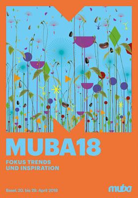 muba Plakat 2018