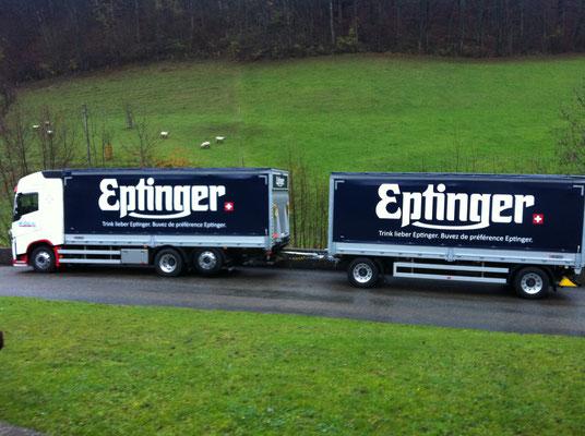 Eptinger Lastwagen
