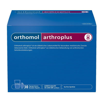 Orthomol Arthro Plus