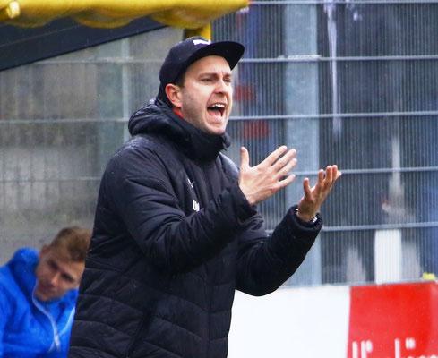 Ole Werner beim SC Weiche Flensburg