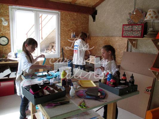 Atelier - Les Cartons Malins