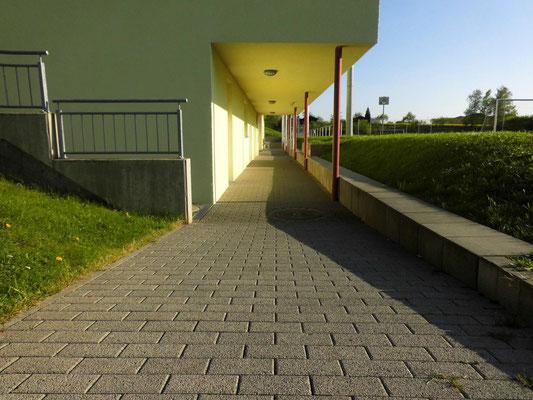 Außengang