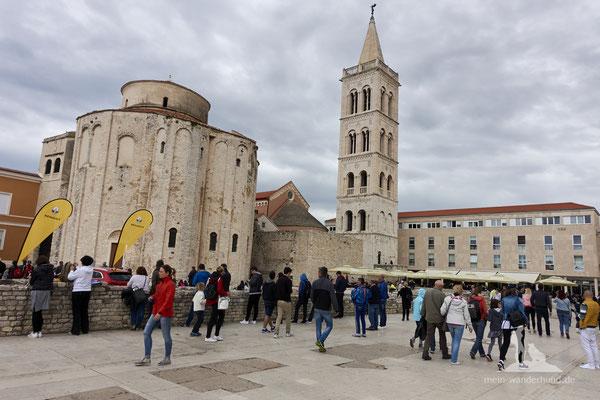 Mit Hund in Kroatien: Zadar