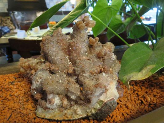 Mineralienstufe Stb. Juchem