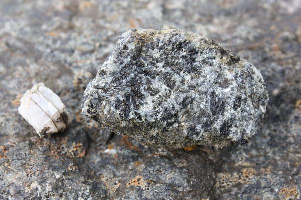 Eisenhaltiges Mineral