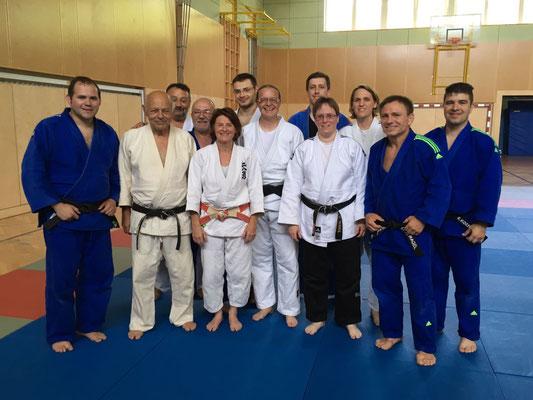 Improve Your Club 2017: Österreichische Trainerfortbildung mit Weltmeisterin Jane Bridge