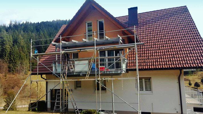 Terrassendach Aluminium Bad Rippoldsau