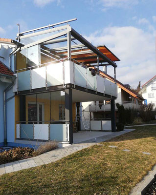 Terrassendach Aluminium Waldmössingen