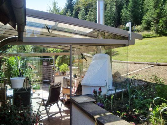 Terrassendach Hausach