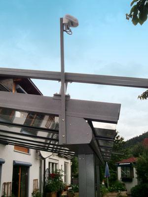 Terassendach Aluminium Buchenbach