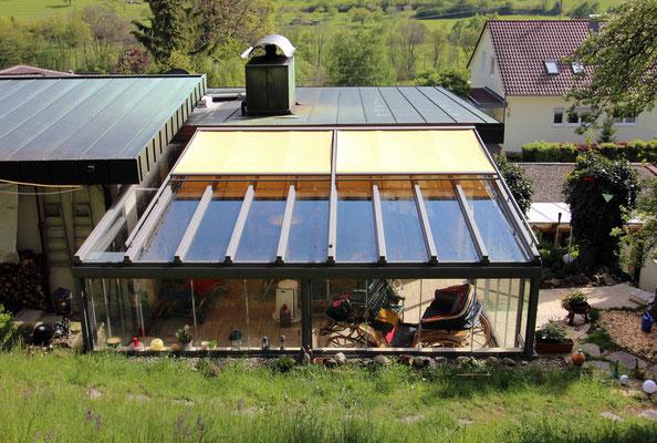 Terrassendach Aluminium Öschingen