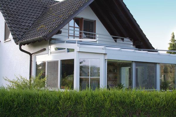 Wintergarten Aluminium Neuried