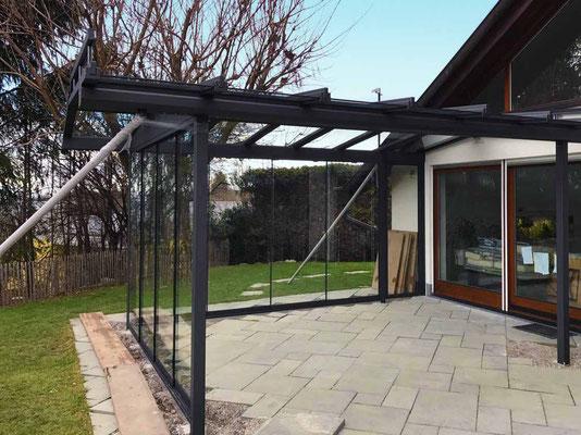 Terrassendach Aluminium Heiligenzell