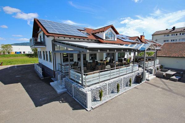 Terrassendach Ottenau