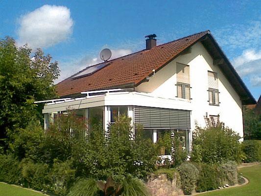 Wintergarten bei Ichenheim