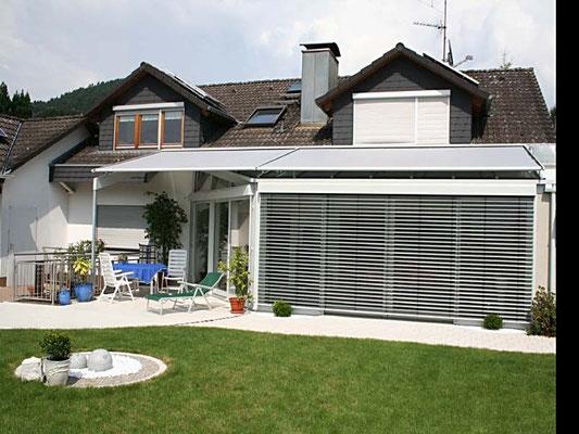 Markise W8 für Wintergarten