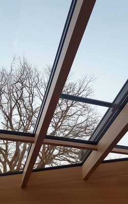 Wintergarten Holz Aluminium Rottweil