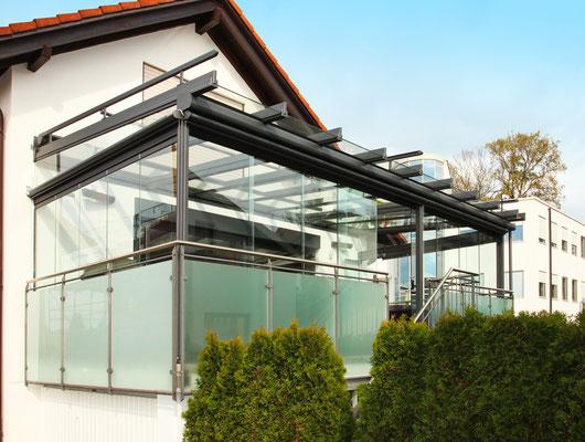 Terrassendach Aluminium Umkirch