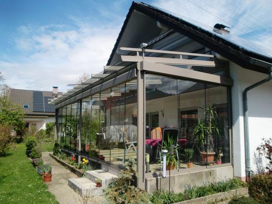 Terrassendach Aluminium Staufen